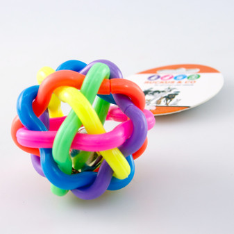 Ruckus & Co Knot Bell Ball Toy | Prices Plus