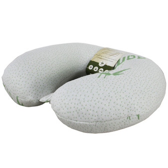 Bamboo Memory Foam Travel Pillow