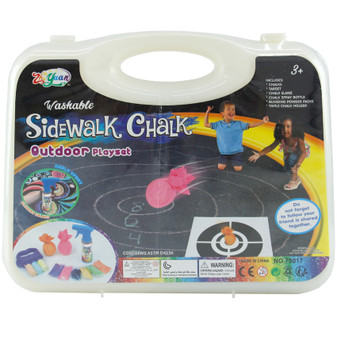 Sidewalk Chalk Set | Prices Plus