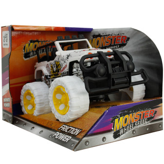 Friction Power Monster Truck