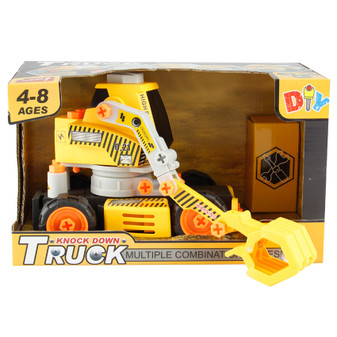 Take Apart Construction Truck | Prices Plus