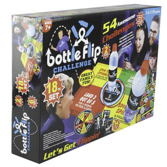 Bottle Flip Challenge Board Game | Prices Plus