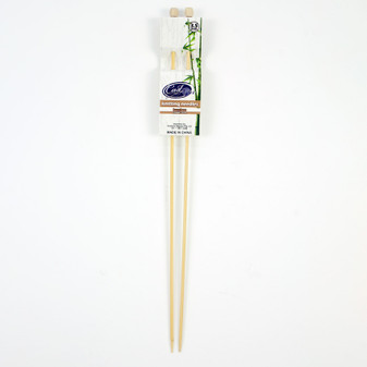 Cast On Bamboo Knitting Needles 35cm - 3.5mm | Prices Plus