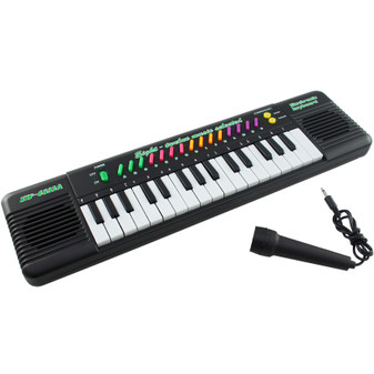 Electronic Keyboard With Mic | Prices Plus