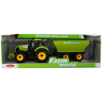 Farm Truck With Trailer | Prices Plus