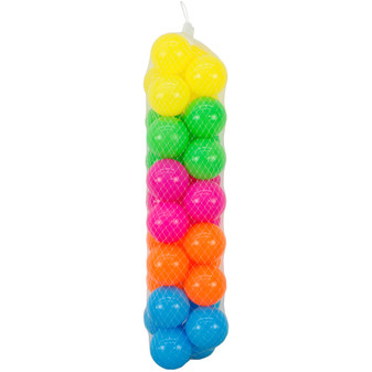 Colourful Balls 6.5cm | Prices Plus