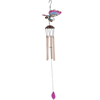Moving Butterfly  Windchime | Prices Plus