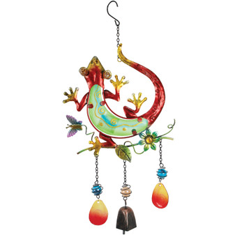 Gecko Windchime  | Prices Plus