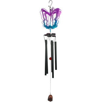 Springing Butterfly Windchime | Prices Plus