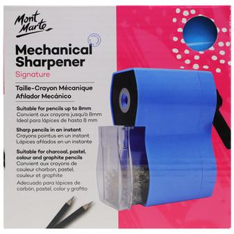 Mont Marte Hand Cranking Pencil Sharpener | Prices Plus