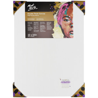 Mont Marte Double Thick Canvas 30.5 x 40.6cm | Prices Plus
