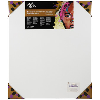 Mont Marte Double Thick Canvas 50.8 x 60.9cm | Prices Plus