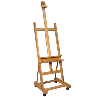 Mont Marte Large Studio Easel With Castors | Prices Plus