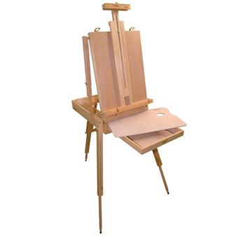 Mont Marte Box Easel French Beech XL|Prices Plus