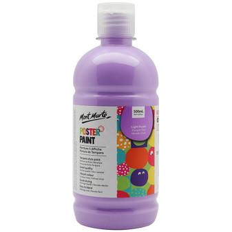 Mont Marte Kids Poster Paint 500ml Purple | Prices Plus
