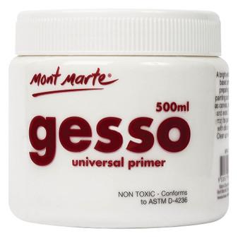 Mont Marte Gesso Tub 500ml|Prices Plus