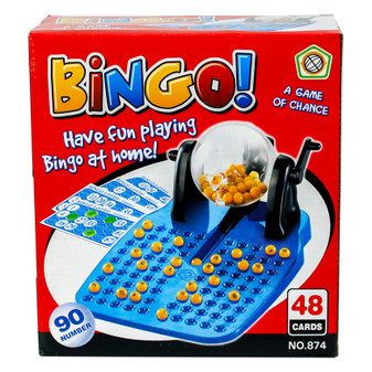 Bingo Game | Prices Plus