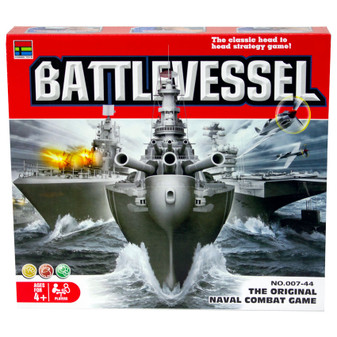 Battle Vessel Game | Prices Plus