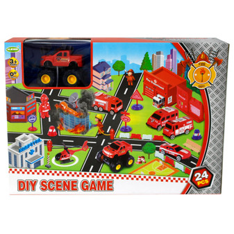 Play Scene Fire Rescue | Prices Plus
