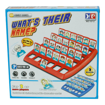 What's Their Name Game | Prices Plus