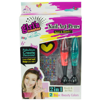 Nail Art Pens Set | Prices Plus