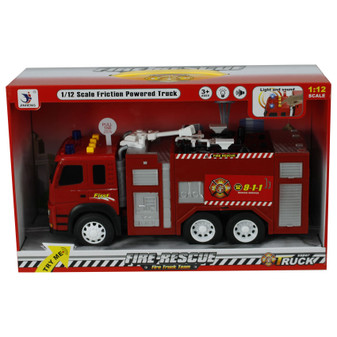 Fire Engine With Light and Sound | Prices Plus