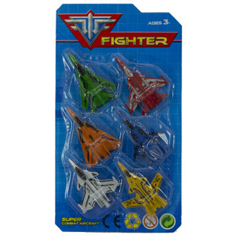 Fighters Jets 6pk | Prices Plus