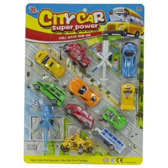 City Cars Play Set | Prices Plus