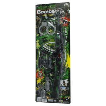 Combat Gun Play Set | Prices Plus