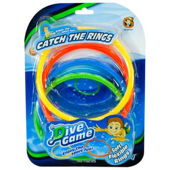 Dive Rings 4PK