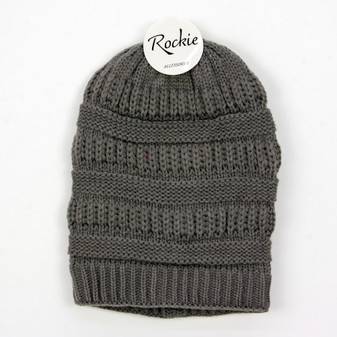 Rockie Ladies Ponytail Beanie | Prices Plus