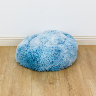Ruckus & Co Super Shaggy Calming Dog Bed   Prices Plus