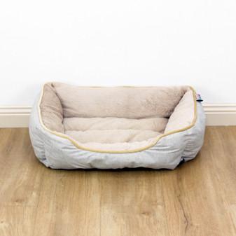 Ruckus & Co Rectangle Pet Bed - Medium   Prices Plus