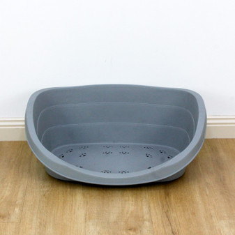 Ruckus & Co Plastic Pet Bed - Med | Prices Plus
