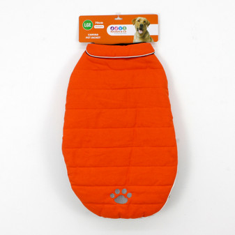 Ruckus & Co Canvas Pet Jacket 70cm | Prices Plus