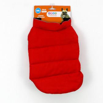 Ruckus & Co Puffer Pet Jacket 30cm | Prices Plus