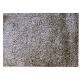 Sumptuous Brown Shaggy Rug - LARGE | Prices Plus