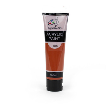 Expression Art Acrylic Paint - Burnt Sienna | Prices Plus