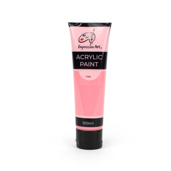 Expression Art Acrylic Paint - Pink | Prices Plus