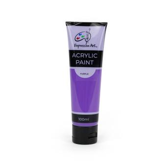 Expression Art Acrylic Paint - Purple | Prices Plus