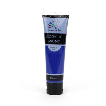 Expression Art Acrylic Paint - Phthalo Blue | Prices Plus