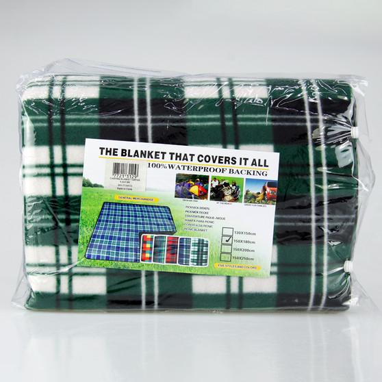 Waterproof Camping Blanket | Prices Plus