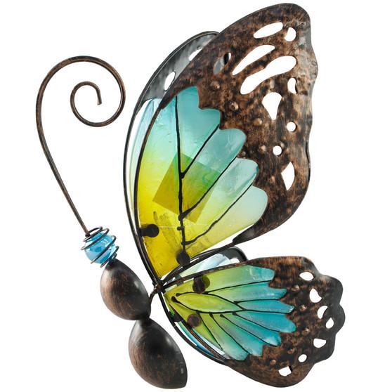 Butterfly Garden Tealight Holder  | Prices Plus