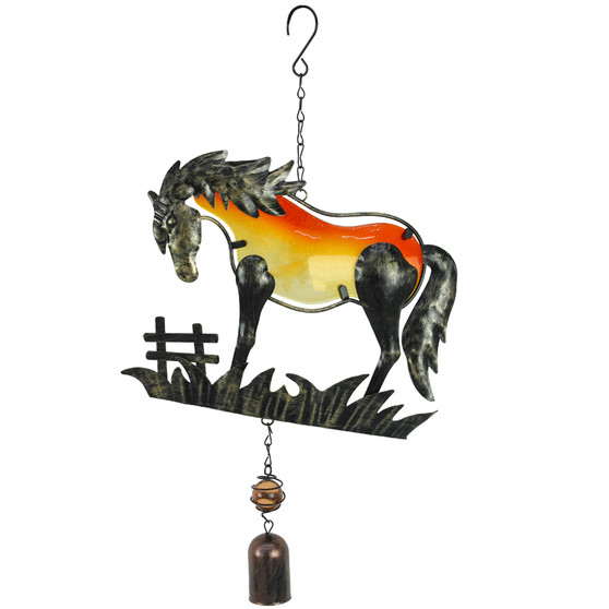 Horse Windchime   Prices Plus