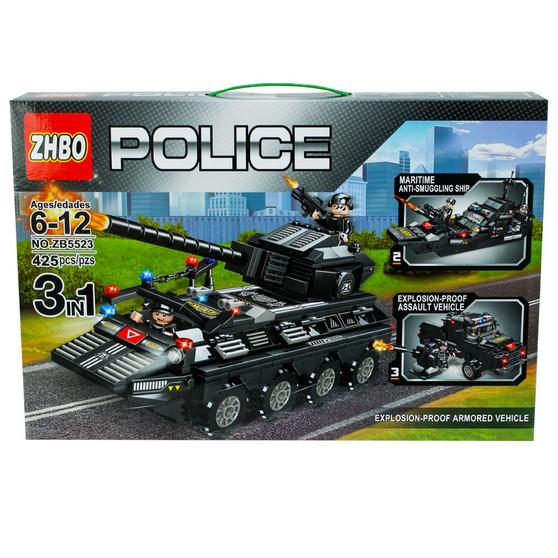 Building Blocks Police | Prices Plus