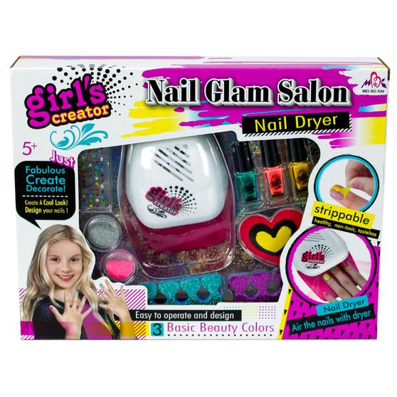 Salon Glam Nails Set | Prices Plus