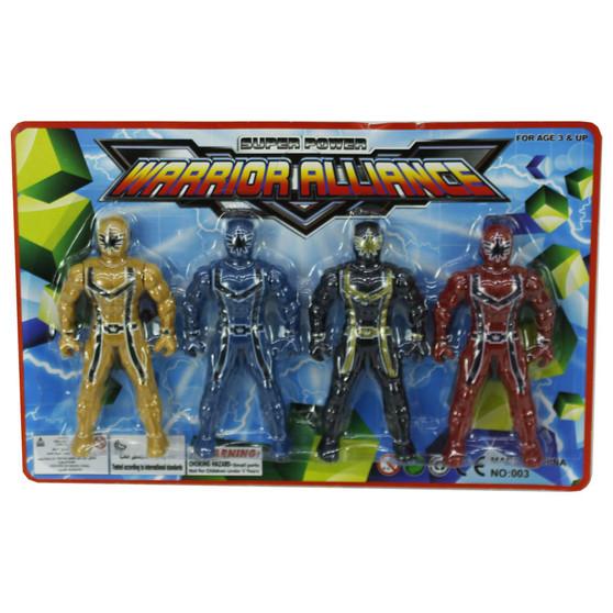 Super Warriors 4pk   Prices Plus
