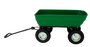 Garden Dump Cart 125L   Prices Plus