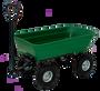 Garden Dump Cart 75L | Prices Plus