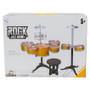 Jazz Drum Set Gold | Prices Plus